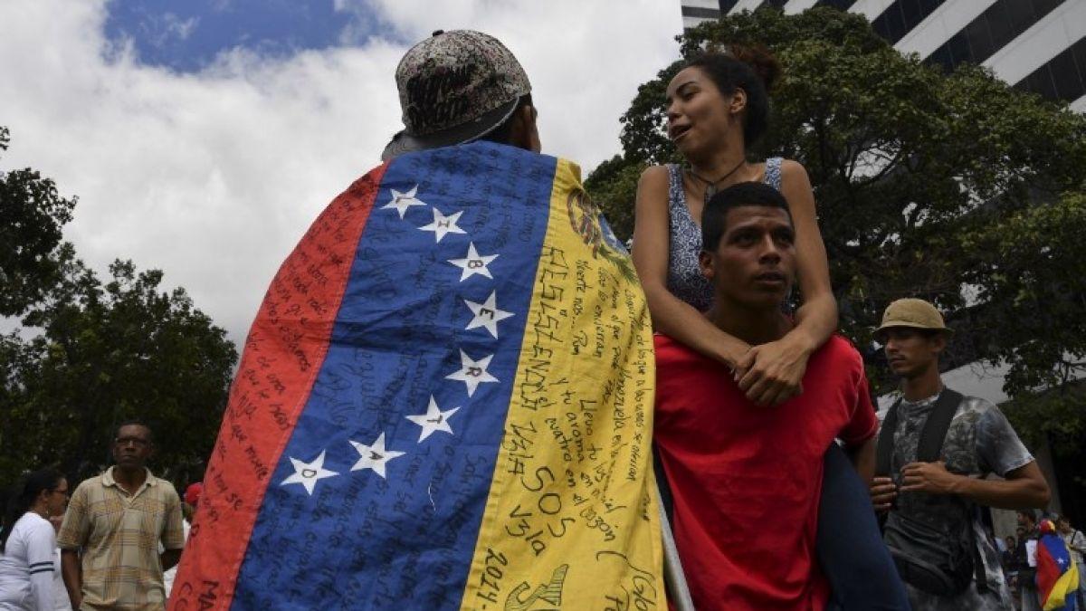 Grupo de contacto busca salida de crisis en Venezuela sin injerencia exterior