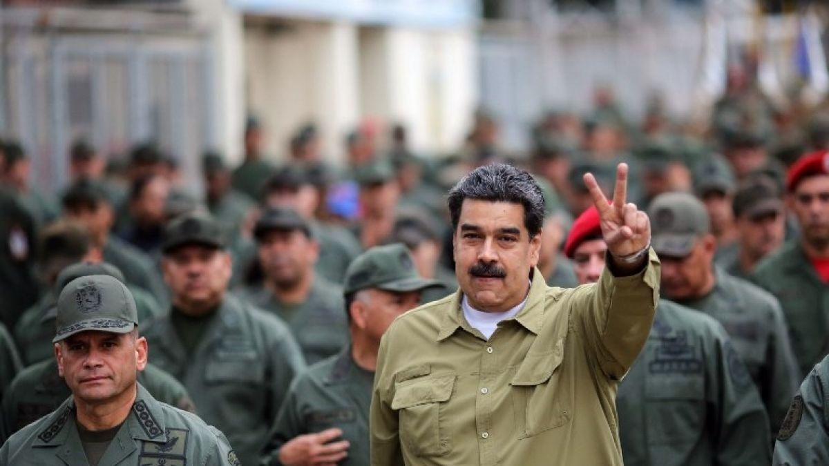 [VIDEO] Debe irse: El particular video que lanzó la Casa Blanca en contra de Maduro