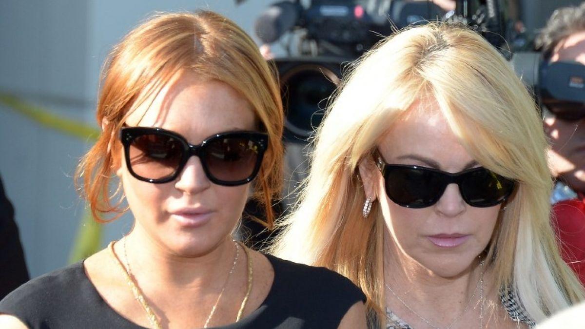 Madre de Lindsay Lohan se casará con hombre que nunca ha visto