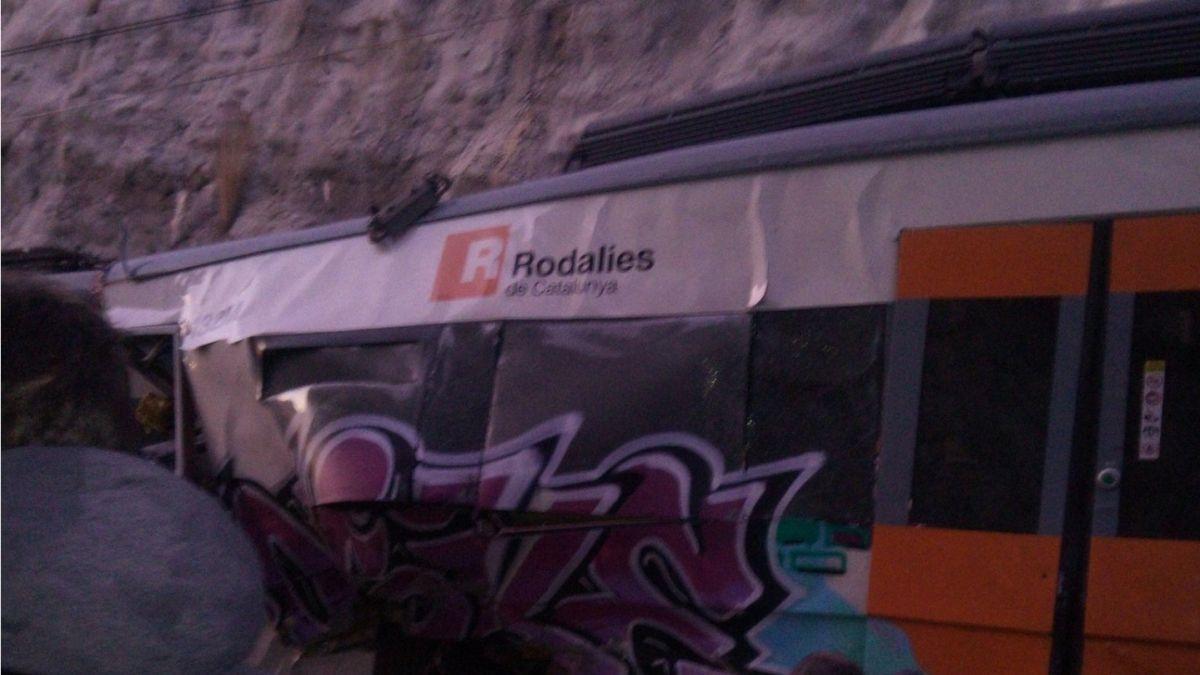 Choque de trenes en España deja al menos un muerto