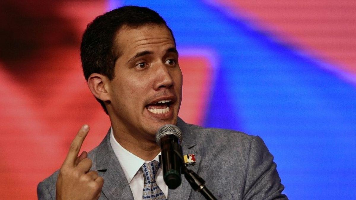 Guaidó no descarta autorizar intervención de EE.UU en Venezuela de ser necesario