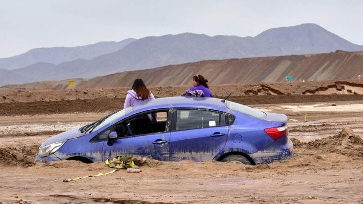 Efectos del invierno altiplánico en Chile: catástrofe en el norte del país deja al menos 6 muertos
