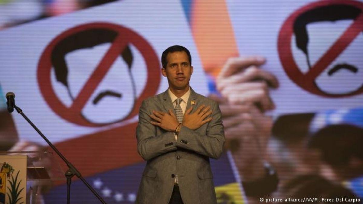 Guaidó aboga por creación de canal humanitario para ingreso de ayuda