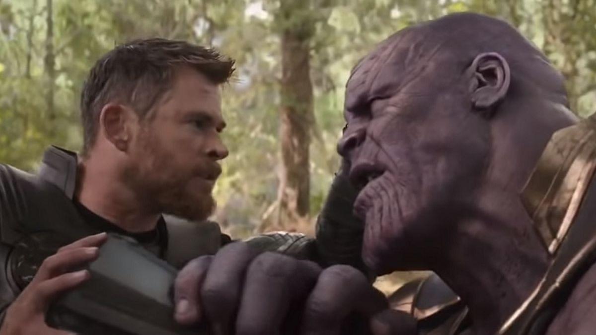 Trailer de Avengers: Endgame revela teoría sobre Thanos y Thor | Tele 13