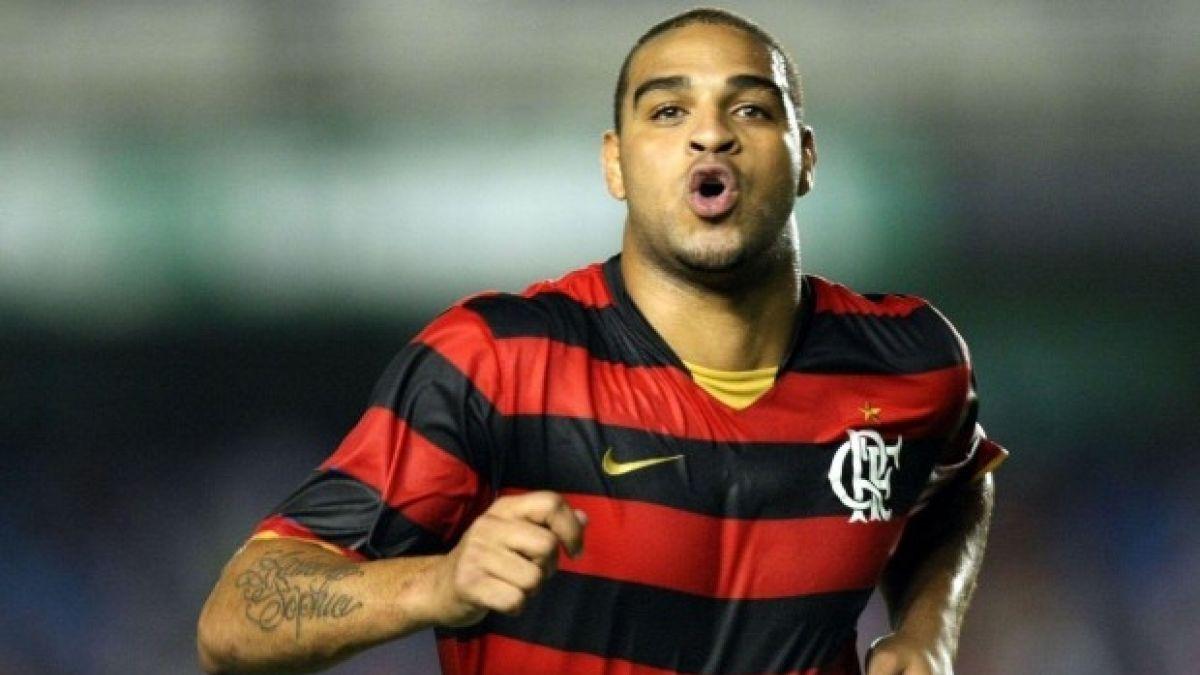 Tragedia en Flamengo: La publicación que le valió cientos de críticas al brasileño Adriano