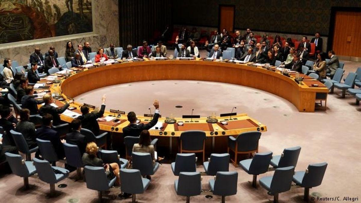 Estados Unidos y Rusia se enfrentan en la ONU por Venezuela