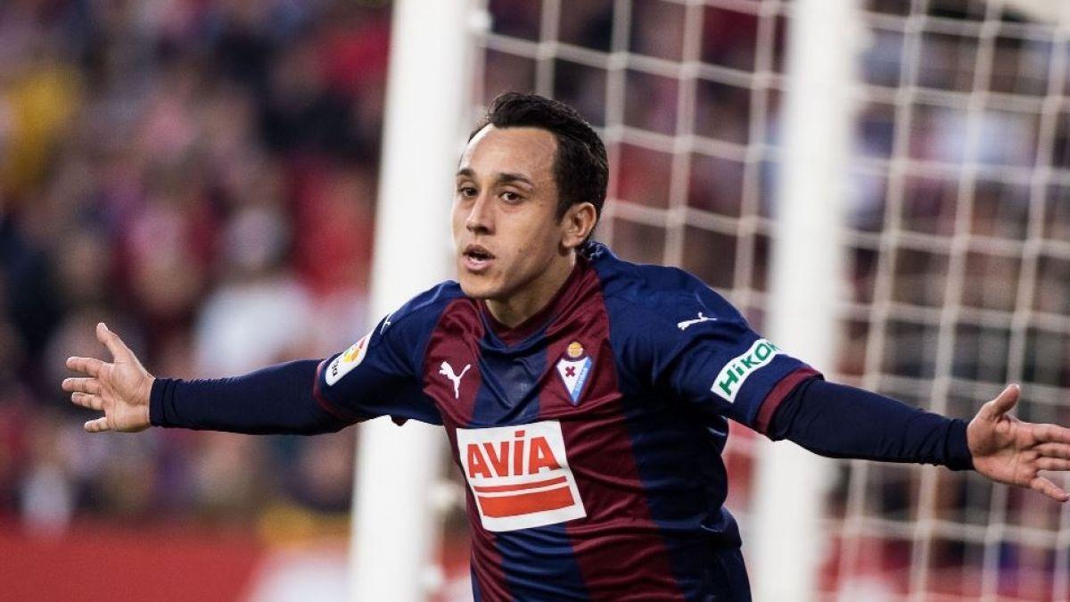 [VIDEO] El golazo de Fabián Orellana ante el Sevilla