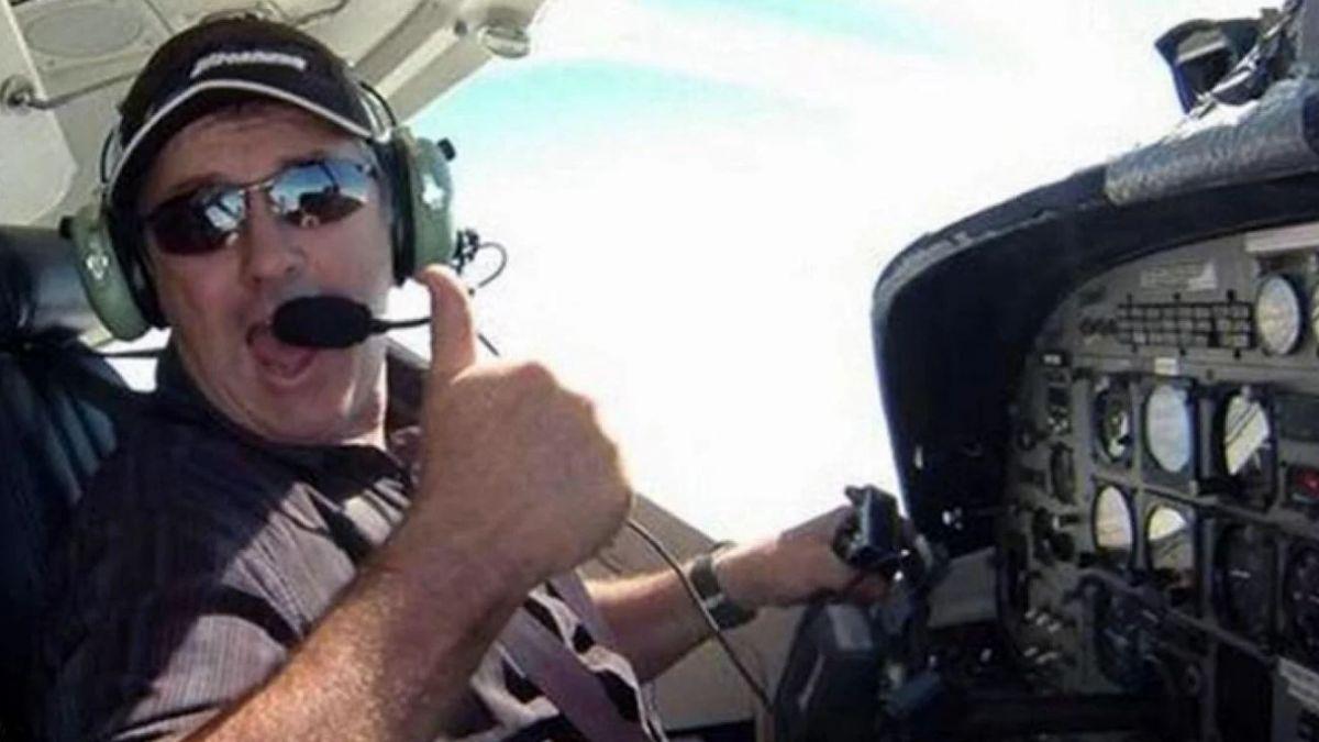 Jugador francés se compromete con la búsqueda del piloto
