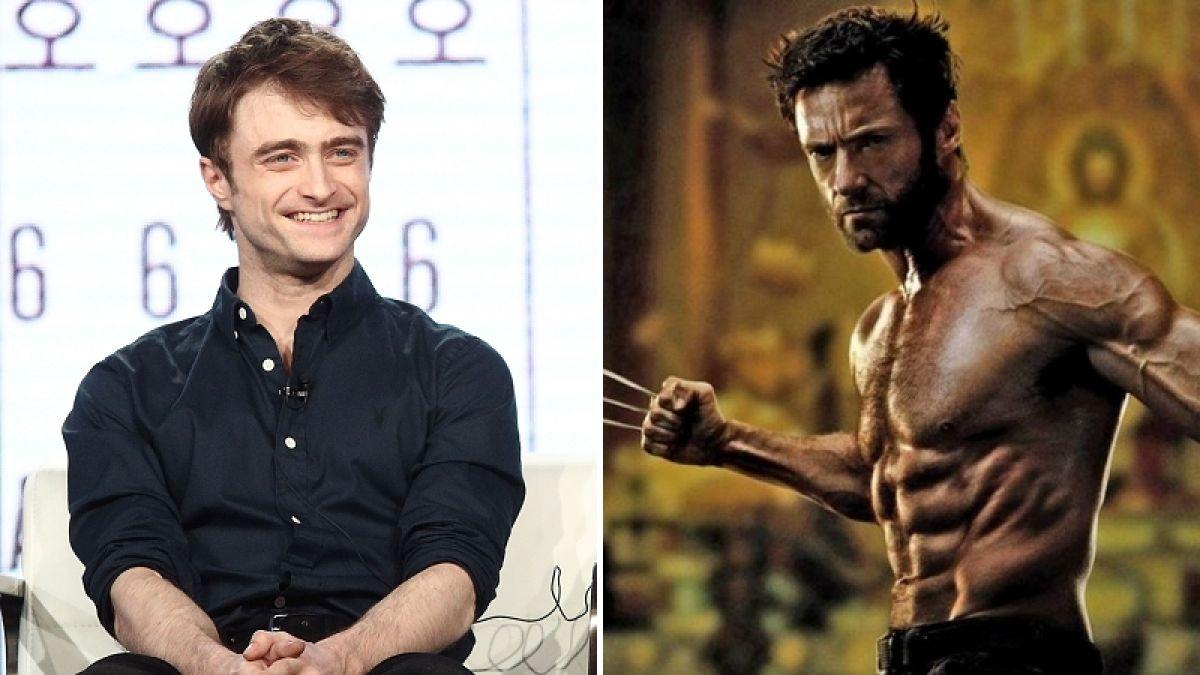 """[VIDEO] Daniel Radcliffe """"confirma"""" que será el nuevo Wolverine"""