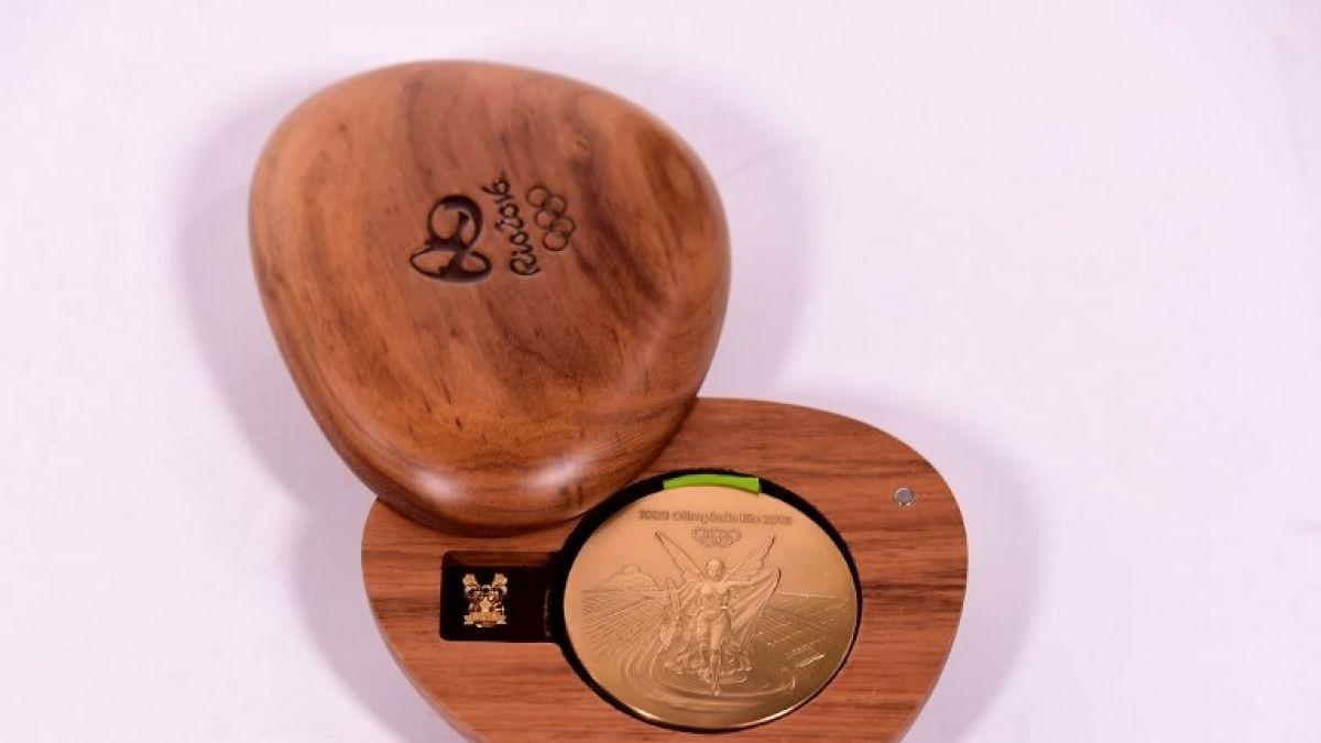 La curiosidad que tendrán las medallas de los juegos olímpicos de Tokio 2020