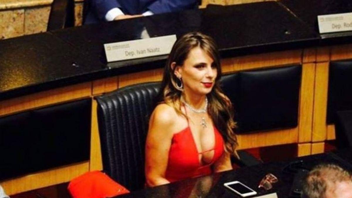 Resultado de imagen para diputada brasileña