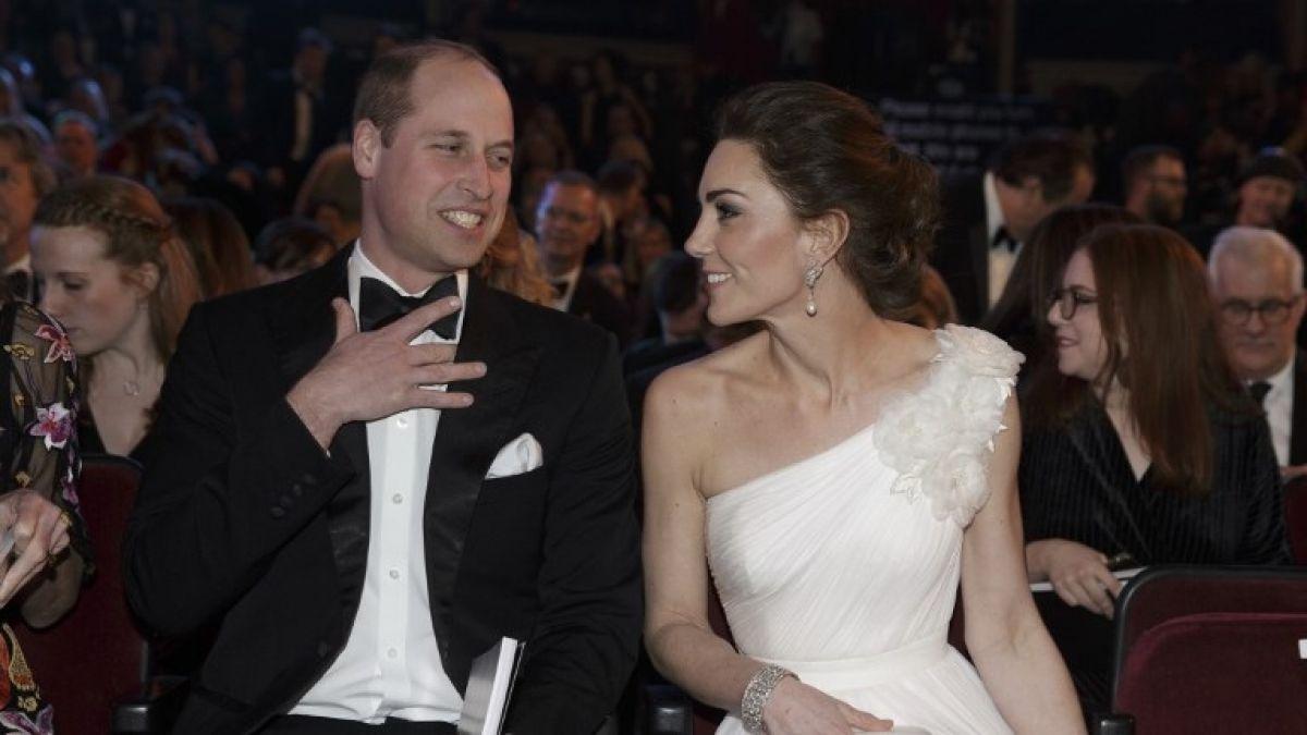 Kate Middleton vuelve a enamorar con un vestido de princesa