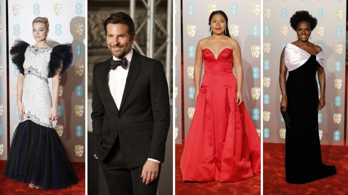 Baftas 2019: [FOTOS] BAFTA 2019: Revisa Los Looks De La Alfombra Roja