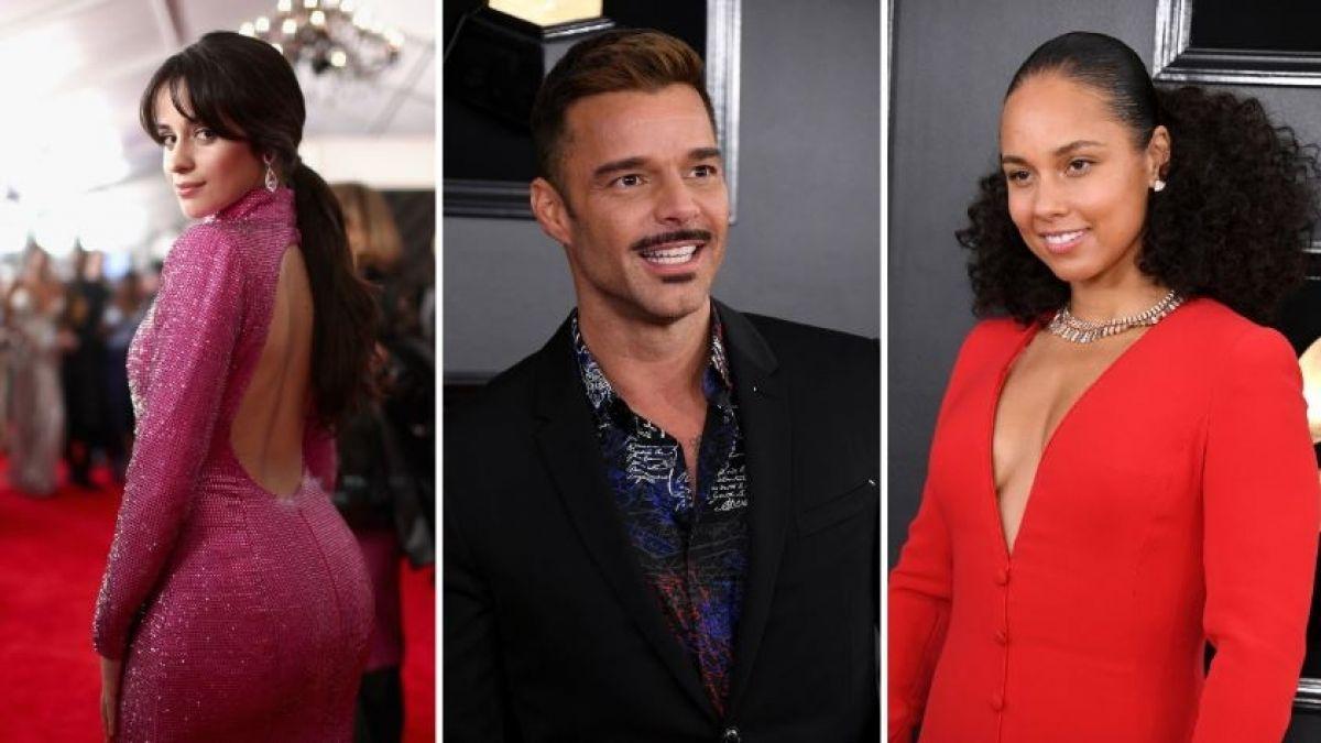 [FOTOS] Revisa los looks más llamativos de la alfombra roja de los Grammy 2019