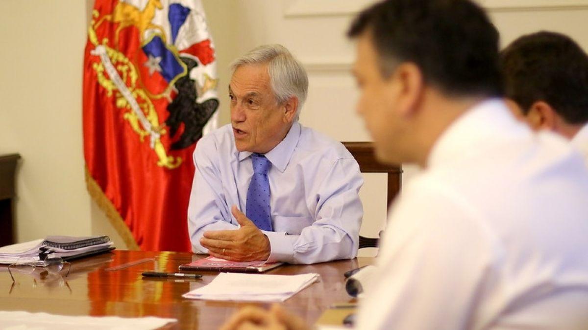 """Piñera confirma llegada de nuevo """"Ten Tanker"""" para combatir incendios forestales"""