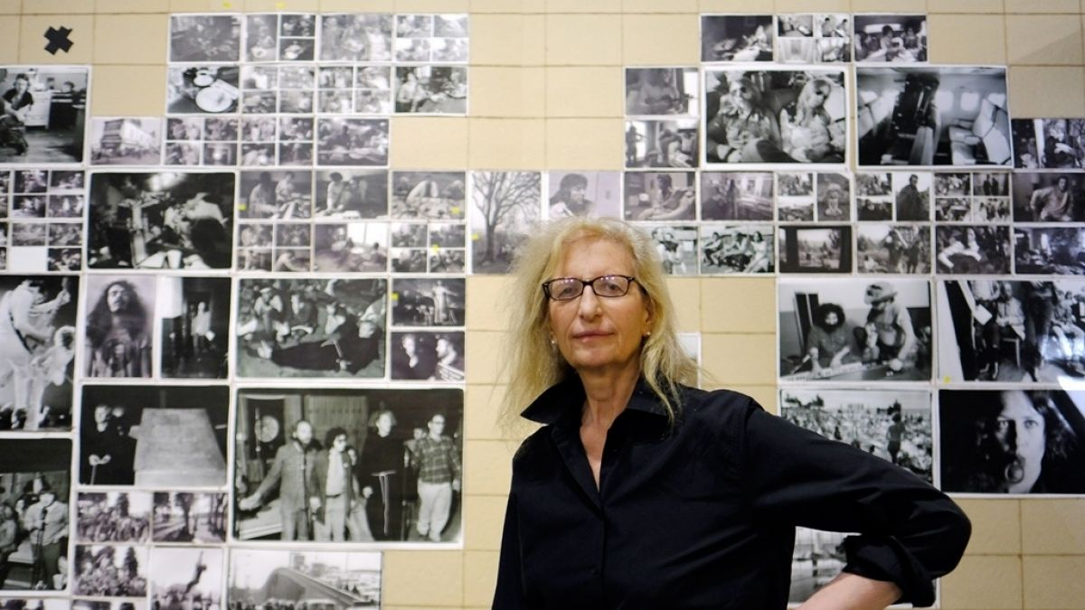 Mujeres Bacanas: Annie Leibovitz, la fotógrafa inconfundible