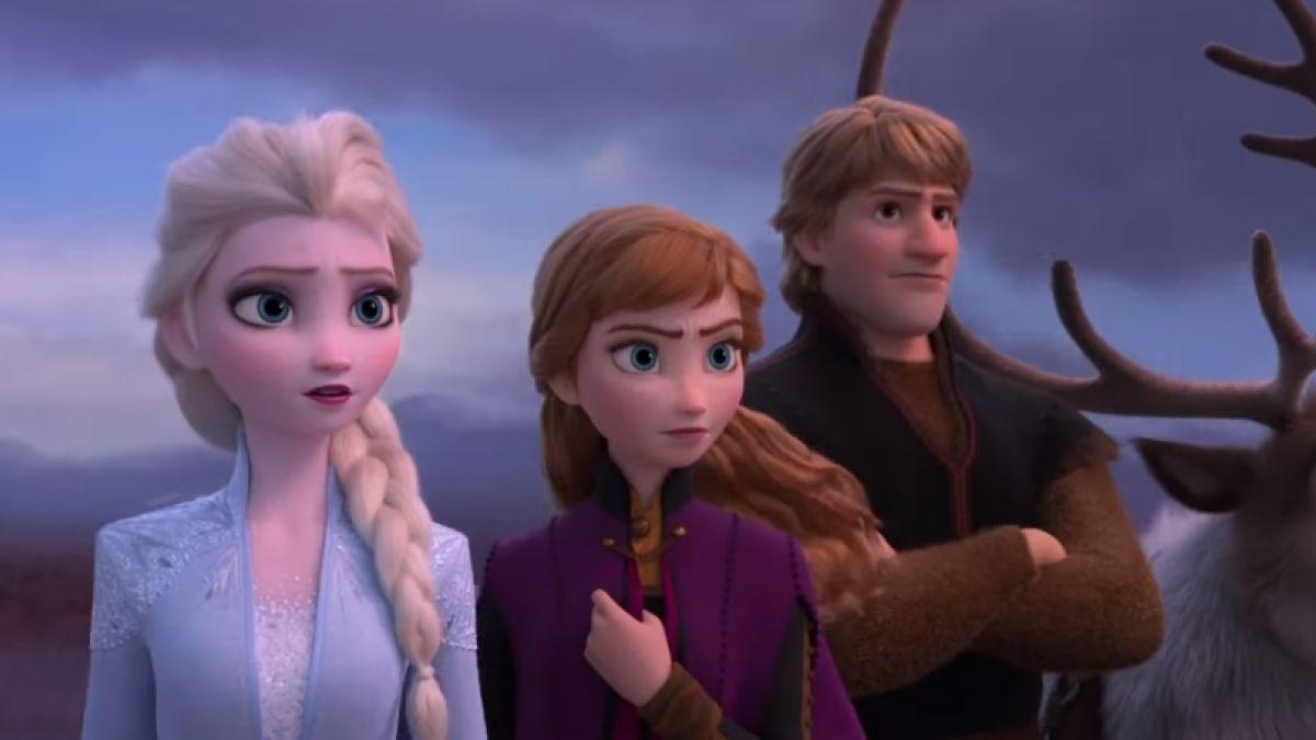 ¡Congelen todo!... este es el primer adelanto de 'Frozen 2'