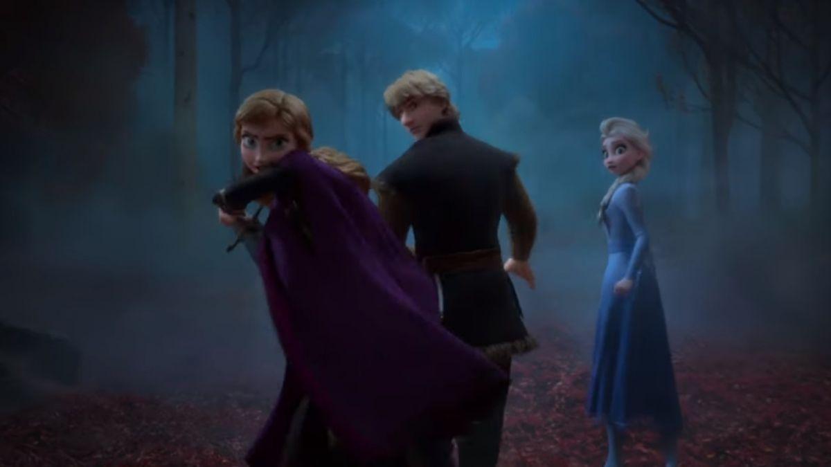Frozen 2: Seis momentos que nos dejó el primer adelanto