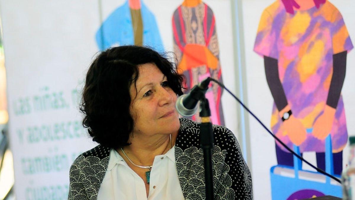 Estela Ortíz se defiende y asegura que informe de Contraloría contiene errores manifiestos