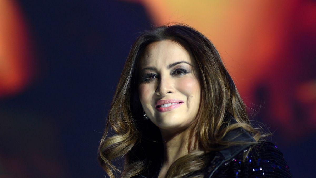 [VIDEO] Myriam Hernández se luce con respuesta para canción de Bud Banny