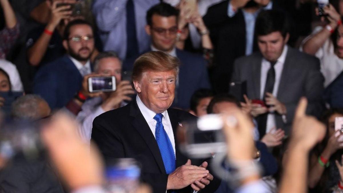 Trump advierte a militares venezolanos que si apoyan a Maduro lo perderán todo