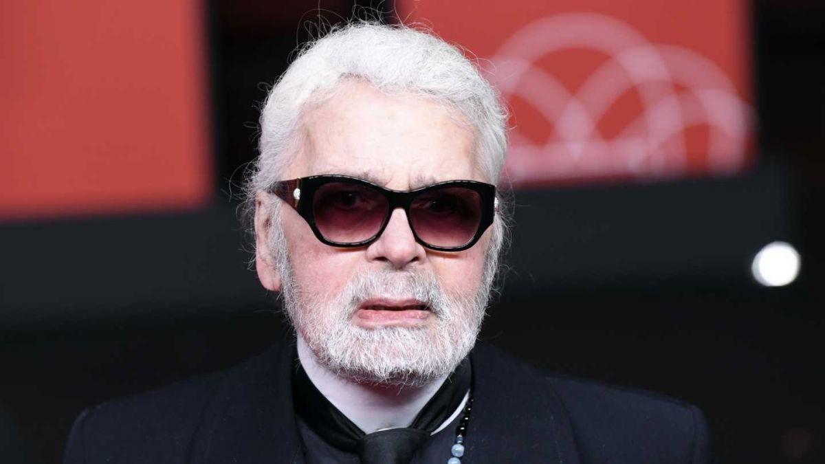 a6f760f9b1f Muere el legendario diseñador Karl Lagerfeld a los 85 años
