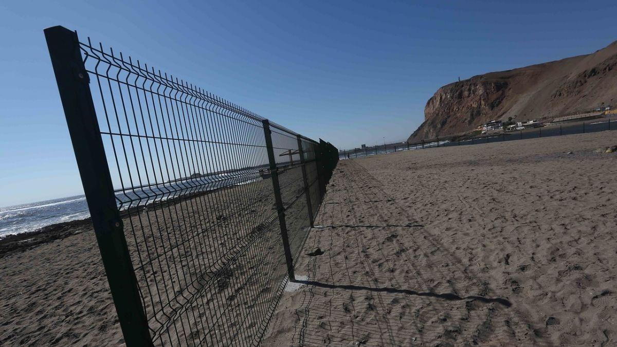 Cursan las primeras multas por impedir libre acceso a playas — Pichilemu