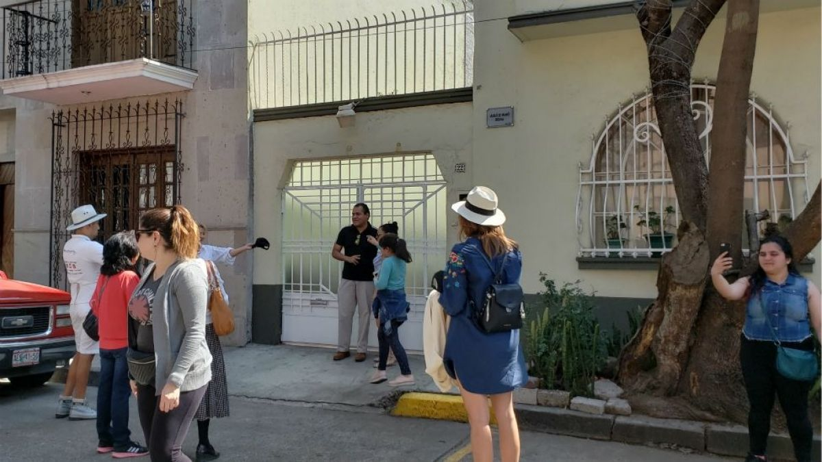 Roma  la nueva fama de la casa donde se filmó la película de Cuarón 16f5bc6c5aa
