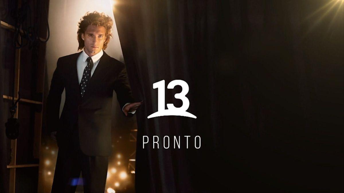 Canal 13 transmitirá en exclusiva la serie sobre Luis Miguel