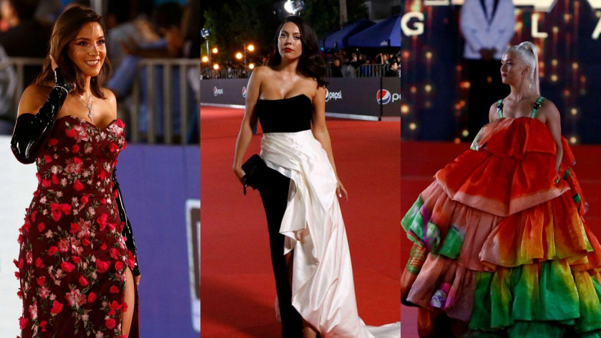 f492782e1  FOTOS  Las y los 10 peores vestidos de la alfombra roja de la Gala