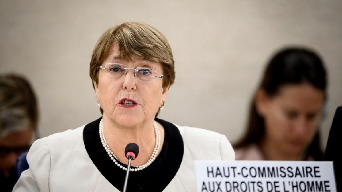 Resultado de imagen para La Alta Comisionada de la ONU por los Derechos Humanos hace informe crítico a Maduro en Venezuela