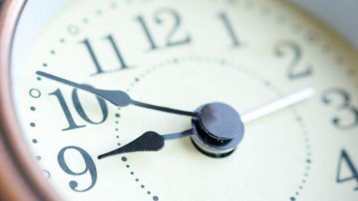 c95ddd74a6 Cambio de hora  Revisa aquí el horario oficial de Chile
