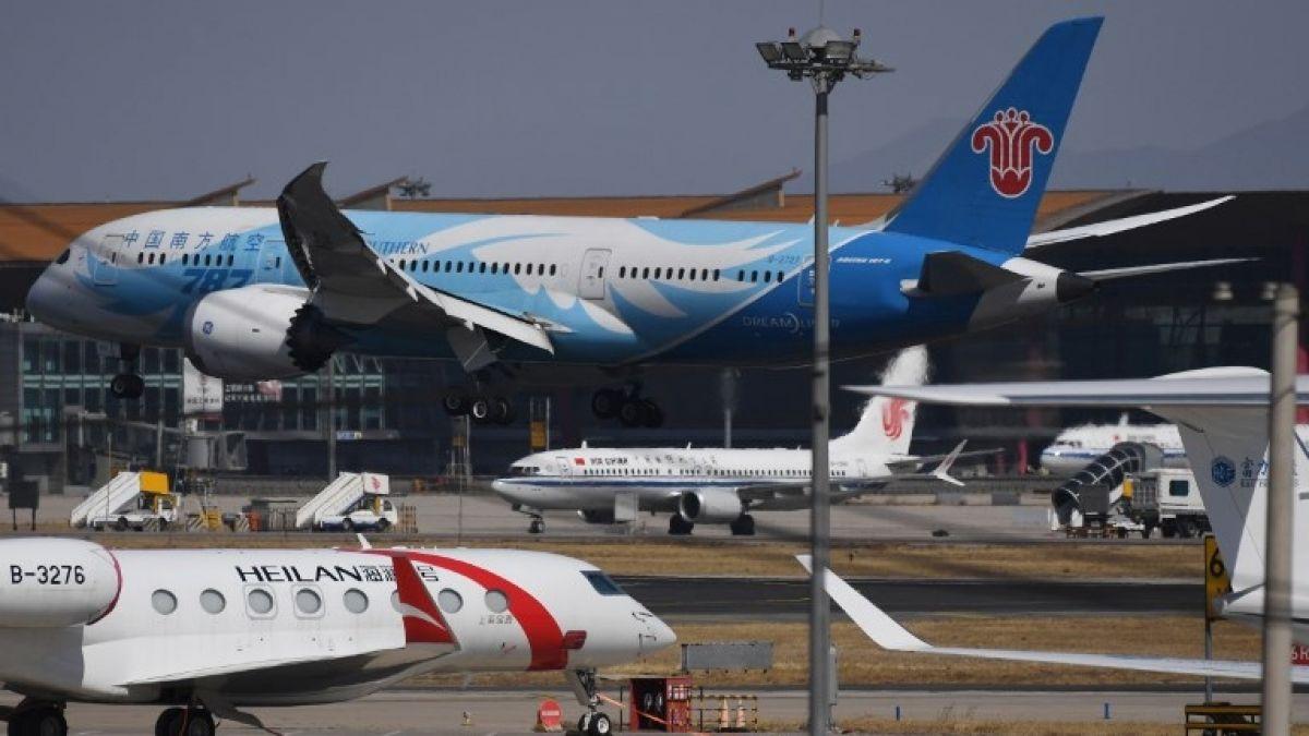 Accidente en Etiopía: Las aerolíneas que tienen el modelo del avión siniestrado en su flota