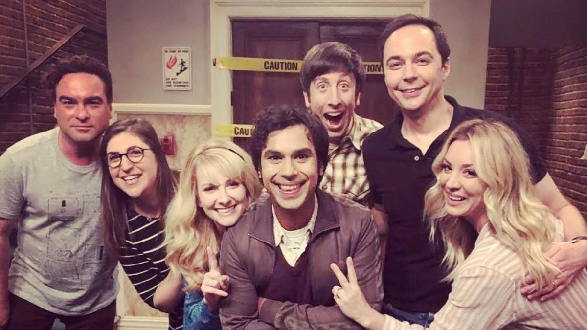 Anuncian fecha del final definitivo de The Big Bang Theory