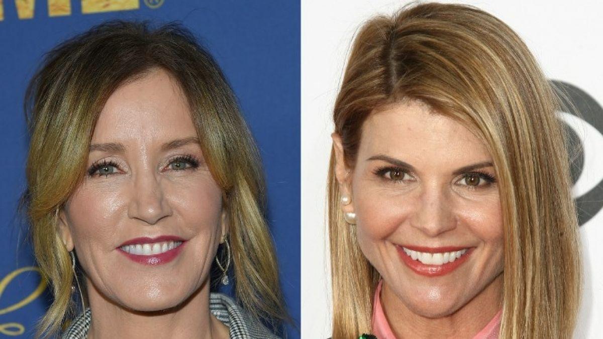 Arrestan a conocidas actrices de Hollywood acusadas de millonario fraude con exámenes universitarios