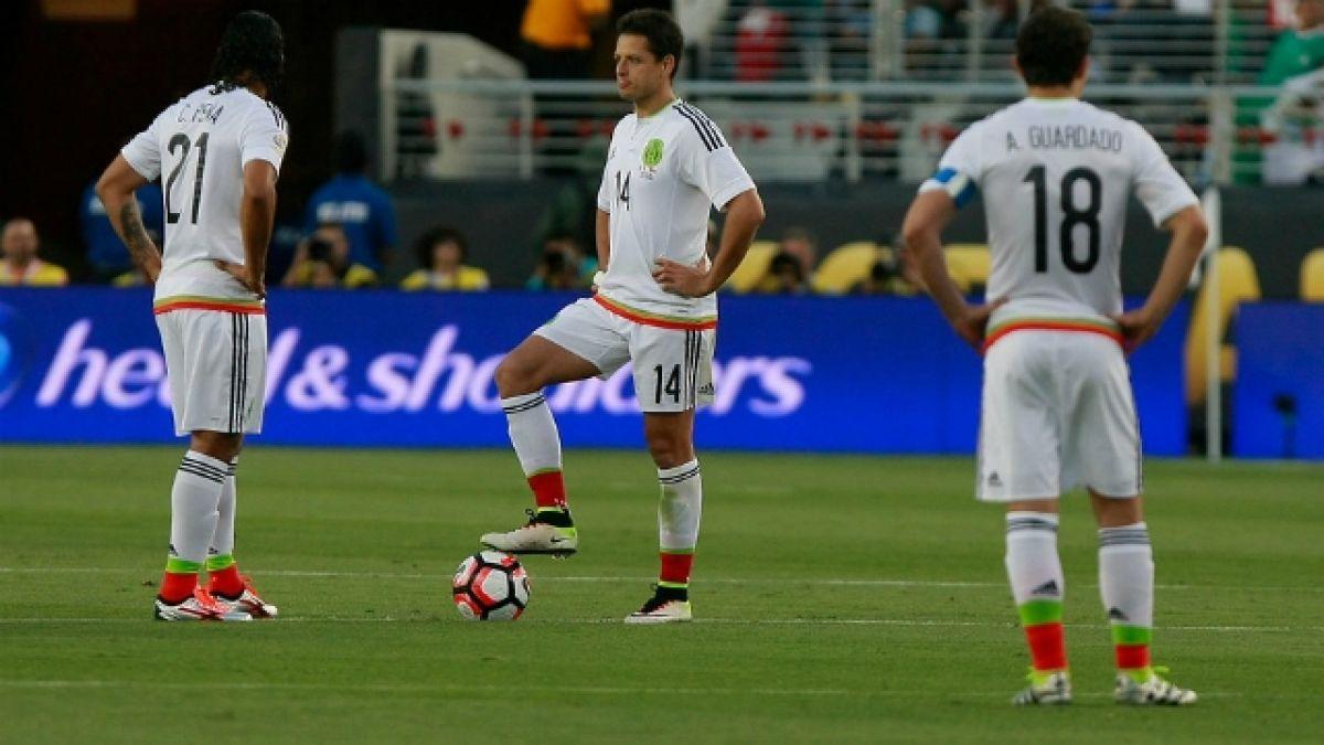 VIDEO  Javier Hernández lidera primera nómina de Martino en México para  amistoso ante Chile f2e6d91c212f5