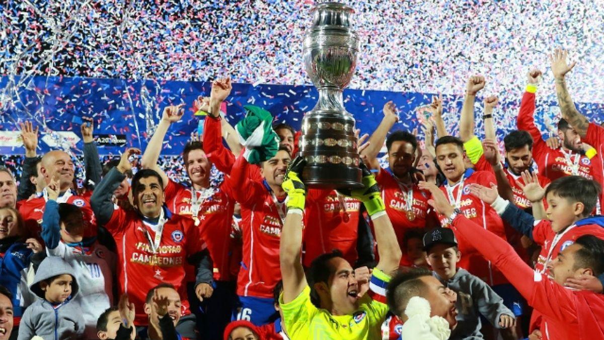 VIDEO  Conmebol aprueba realizar la Copa América 2020 en Sudamérica d1b18464d70af