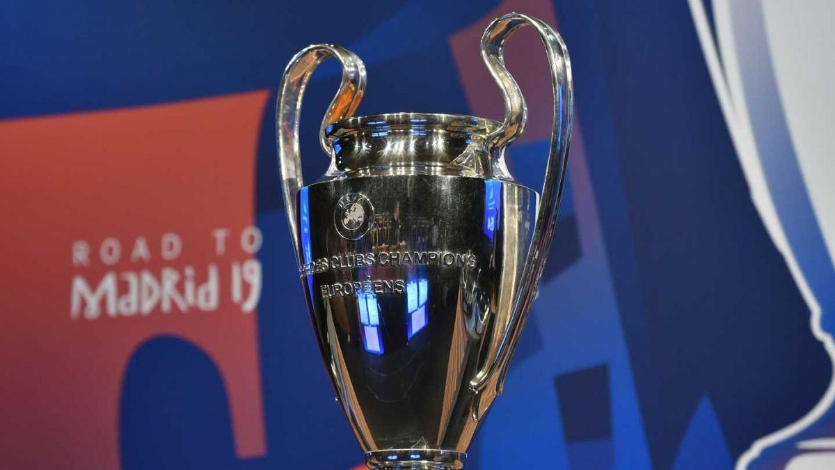 Sorteo Cuartos De Final Champions 2019 Photo: Sorteo Cuartos De Final Champions League:
