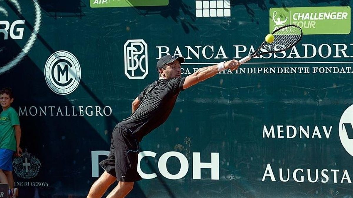 Tenista chileno es expulsado de por vida del profesionalismo
