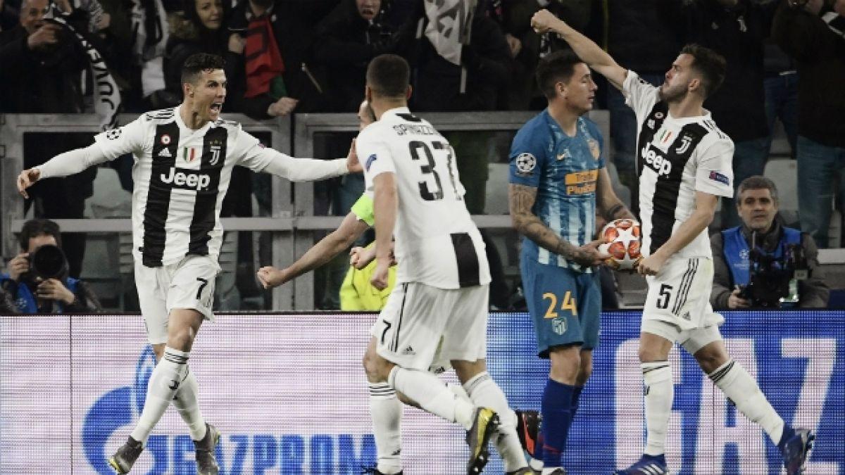 El análisis que pone en duda la legítima clasificación de Juventus a cuartos de la Champions