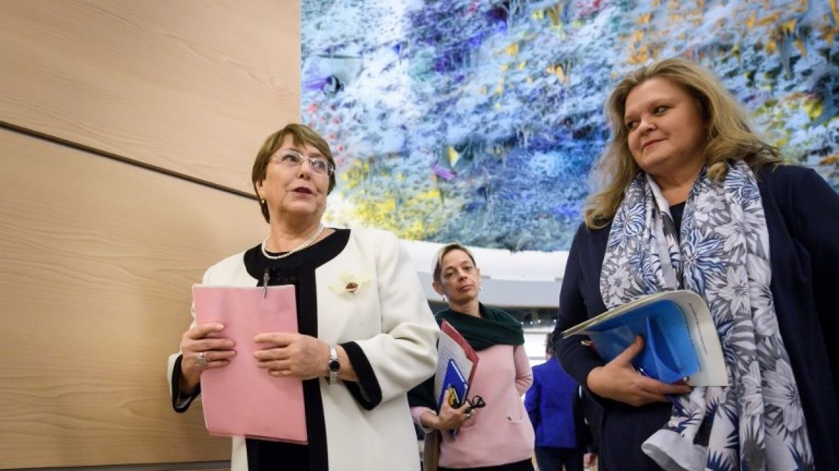 Atentado En Nueva Zelanda Hd: Bachelet Condena Atentado Islamofóbico En Nueva Zelanda