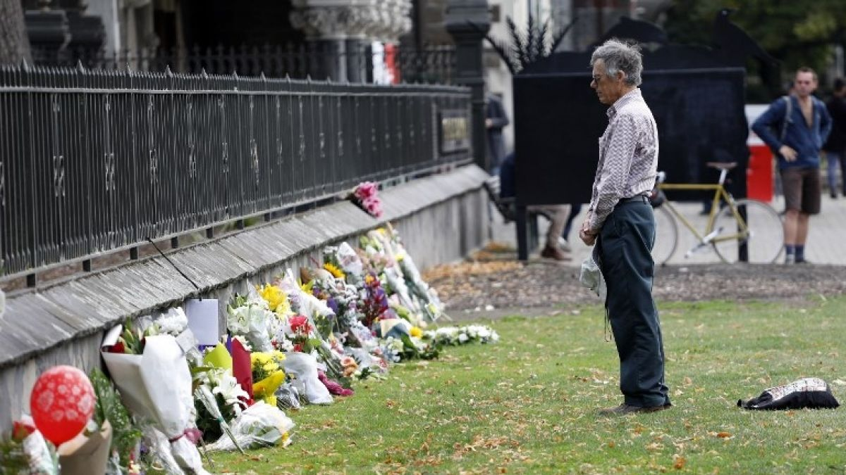 Nueva Zelanda Masacre Video Picture: Nueva Zelanda: Hombre Que Enfrentó Al Atacante En Plena