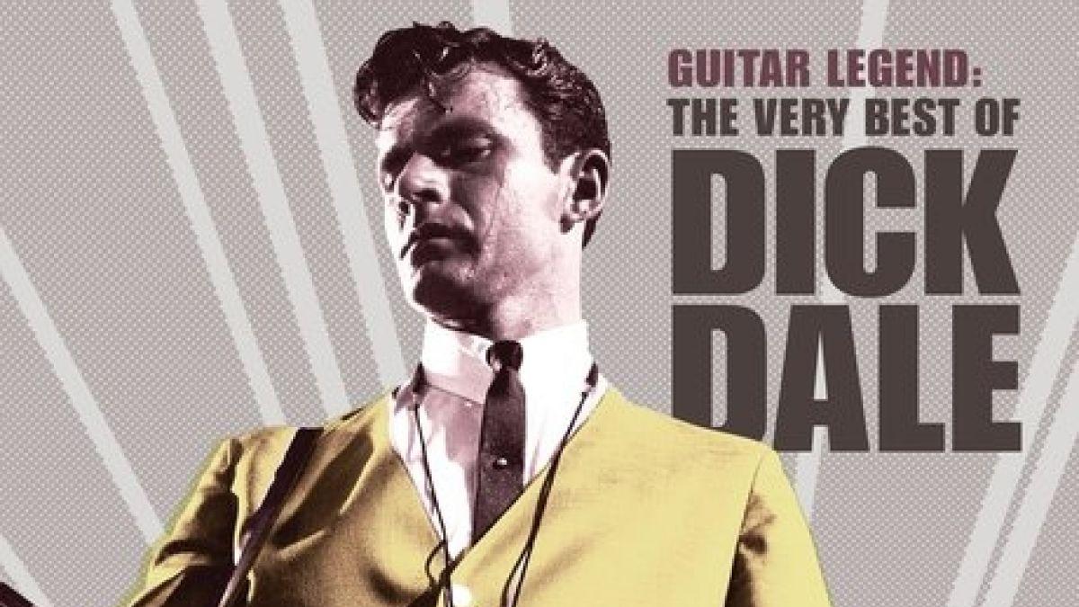 Muere Dick Dale, rey del surf rock, a los 81 años
