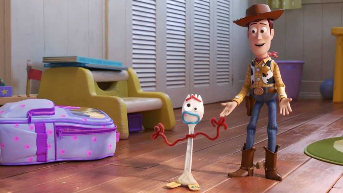 Toy Story 4 Primer Trailer Con Forky Bonnie Y Andy Tele 13