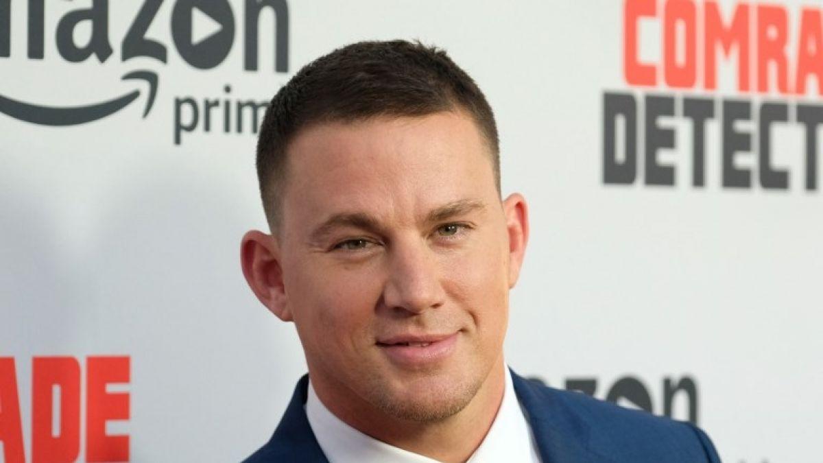 Channing Tatum sorprende con radical cambio de look