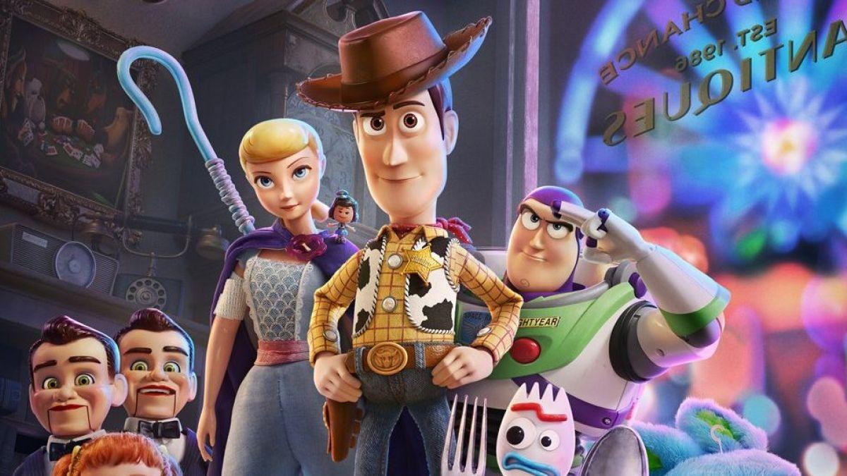 Disney revela qu personaje ser keanu reeves en toy story 4 tele 13 - Cochon de toy story ...