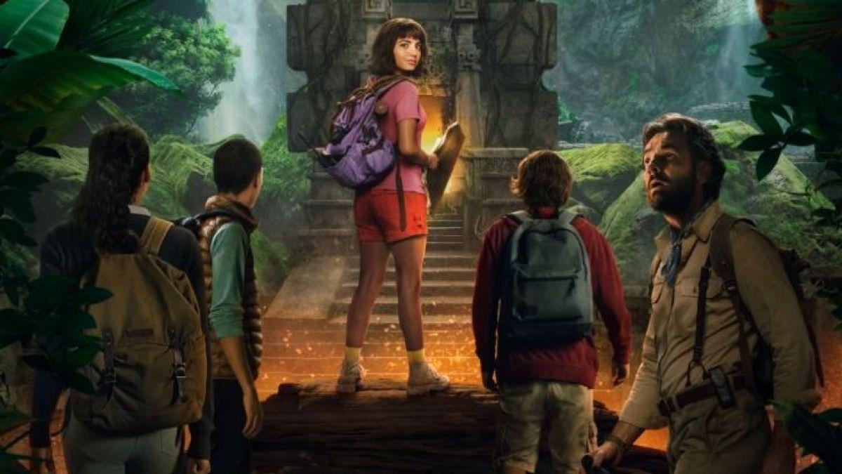 Dora la exploradora: primer póster live-action e imagen de