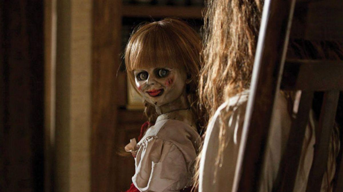 James Wan comparte una primera imagen de Annabelle Comes Home