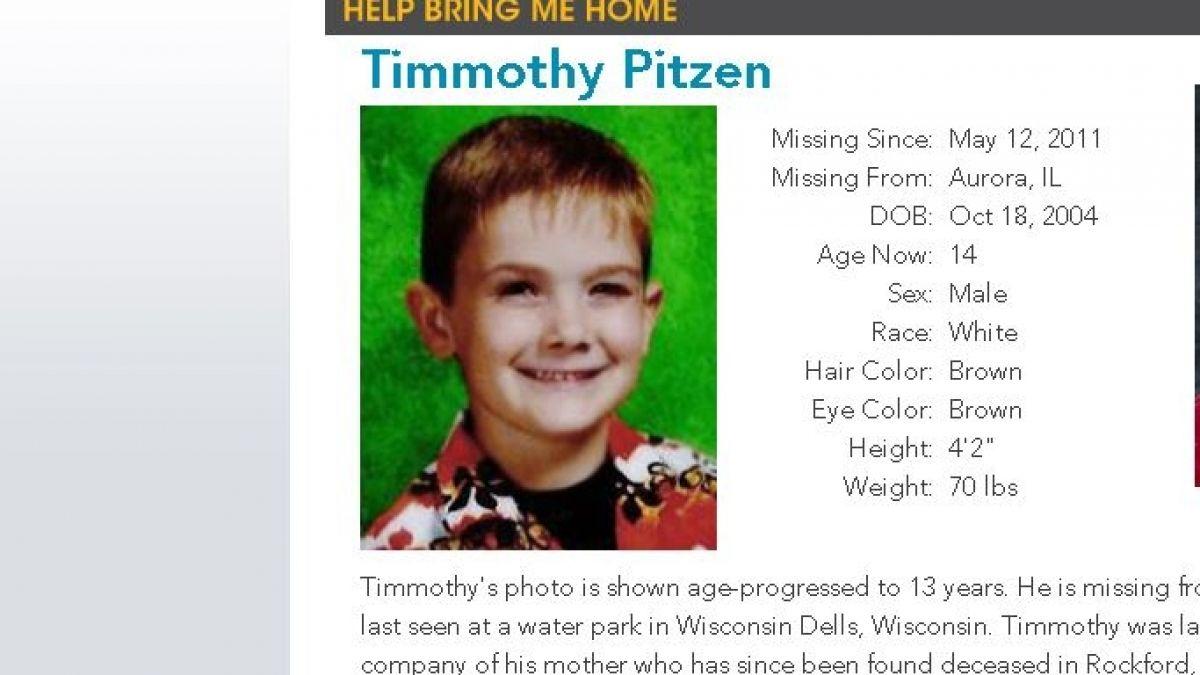 Un niño desaparecido escapa de sus secuestradores ocho años después
