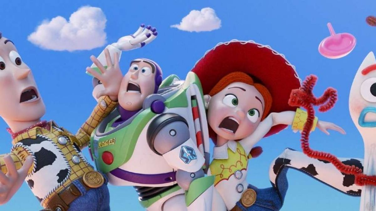 Toy Story 4 Nuevo Afiche Muestra A Los Personajes En